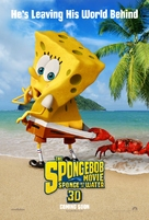 The SpongeBob Movie: Sponge Out of Water - Teaser movie poster (xs thumbnail)