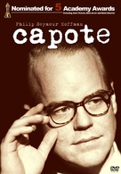 Capote - DVD movie cover (xs thumbnail)