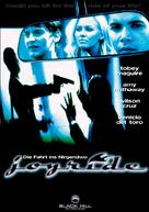 Joyride - German Movie Cover (xs thumbnail)