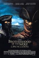 Le pacte des loups - Movie Poster (xs thumbnail)