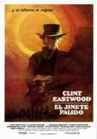 Pale Rider - Spanish Movie Poster (xs thumbnail)