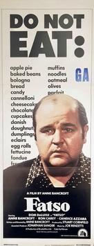 Fatso - Movie Poster (xs thumbnail)