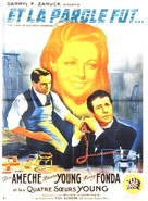 The Story of Alexander Graham Bell - French Movie Poster (xs thumbnail)