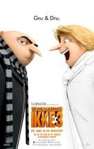 Despicable Me 3 - Dutch Movie Poster (xs thumbnail)
