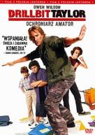 Drillbit Taylor - Polish DVD movie cover (xs thumbnail)