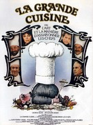 Who Is Killing the Great Chefs of Europe? - French Movie Poster (xs thumbnail)