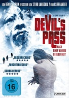 The Dyatlov Pass Incident - German DVD cover (xs thumbnail)