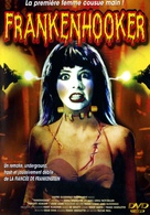 Frankenhooker - French Movie Cover (xs thumbnail)