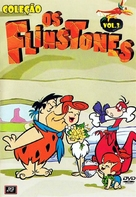 """The Flintstones"" - Brazilian DVD movie cover (xs thumbnail)"