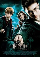 Harry Potter and the Order of the Phoenix - Italian Movie Poster (xs thumbnail)