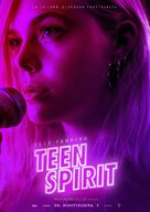 Teen Spirit - Finnish Movie Poster (xs thumbnail)