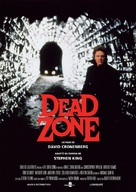 The Dead Zone - French Re-release poster (xs thumbnail)
