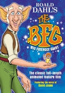 The BFG - Movie Cover (xs thumbnail)