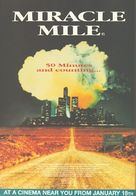 Miracle Mile - British Movie Poster (xs thumbnail)