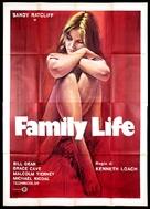 Family Life - Italian Movie Poster (xs thumbnail)