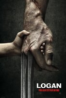 Logan - German Movie Poster (xs thumbnail)