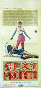 Sexy proibitissimo - Italian Movie Poster (xs thumbnail)