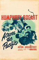 Across the Pacific - Movie Poster (xs thumbnail)