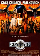 Con Air - Spanish Movie Poster (xs thumbnail)