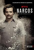 """Narcos"" - French Movie Poster (xs thumbnail)"
