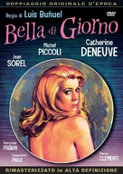 Belle de jour - Italian DVD movie cover (xs thumbnail)