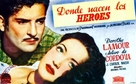 A Medal for Benny - Spanish Movie Poster (xs thumbnail)