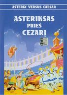 Astérix et la surprise de César - Lithuanian DVD movie cover (xs thumbnail)