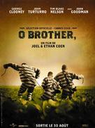O Brother, Where Art Thou? - French Movie Poster (xs thumbnail)