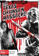 The Texas Chainsaw Massacre - New Zealand Movie Cover (xs thumbnail)