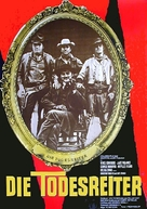 The Desperados - German Movie Poster (xs thumbnail)