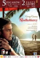 The Descendants - Polish Movie Poster (xs thumbnail)