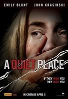 A Quiet Place - Australian Movie Poster (xs thumbnail)