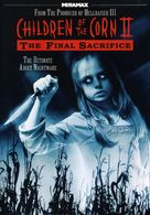 Children of the Corn II: The Final Sacrifice - DVD cover (xs thumbnail)