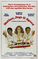 Mother, Jugs & Speed - Movie Poster (xs thumbnail)