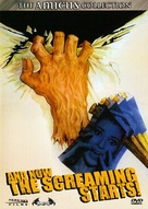 And Now the Screaming Starts! - DVD movie cover (xs thumbnail)