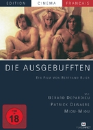 Les valseuses - German DVD cover (xs thumbnail)