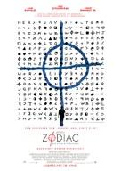 Zodiac - German Movie Poster (xs thumbnail)
