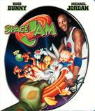 Space Jam - Blu-Ray movie cover (xs thumbnail)