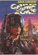 Crime Zone - DVD movie cover (xs thumbnail)