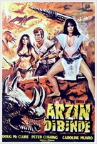 At the Earth's Core - Turkish Movie Poster (xs thumbnail)