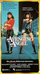 Avenging Angel - VHS cover (xs thumbnail)