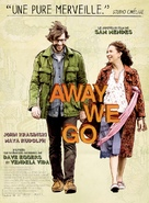 Away We Go - French Movie Poster (xs thumbnail)