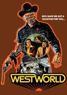 Westworld - DVD cover (xs thumbnail)