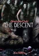 The Descent - Movie Cover (xs thumbnail)