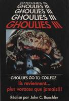 Ghoulies III: Ghoulies Go to College - French Movie Cover (xs thumbnail)