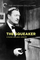 The Squeaker - DVD cover (xs thumbnail)