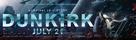 Dunkirk - Movie Poster (xs thumbnail)