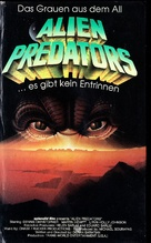 Alien Predator - German Movie Cover (xs thumbnail)