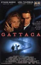 Gattaca - German Movie Poster (xs thumbnail)