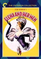 Elena et les hommes - DVD movie cover (xs thumbnail)